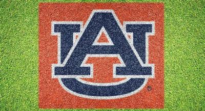 Auburn Interlocking AU Lawn Stencil Kit