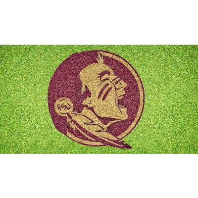 Florida State Seminoles Logo Lawn Stencil Kit