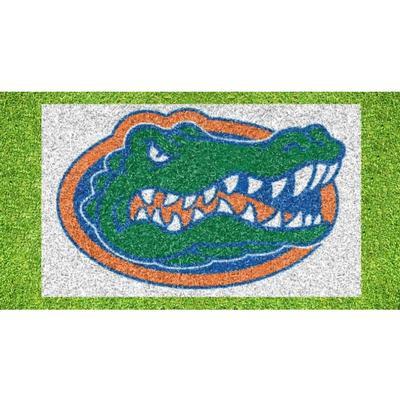 Florida Gators Logo Lawn Stencil Kit