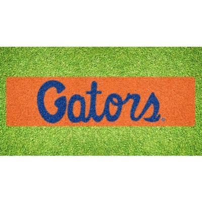 Florida Gators Script Lawn Stencil Kit