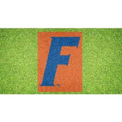 Florida F Logo Lawn Stencil Kit