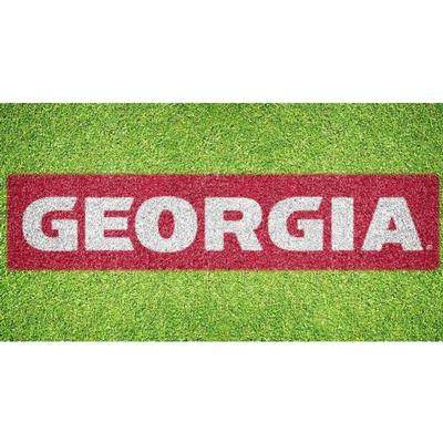 Georgia Wordmark Lawn Stensil Kit