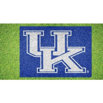 Kentucky Interlocking UK Lawn Stencil Kit