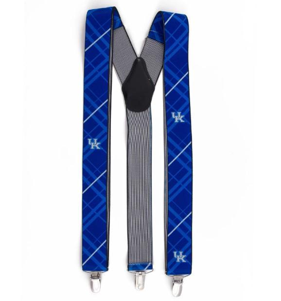 Kentucky Wildcats Oxford Stripe Suspenders