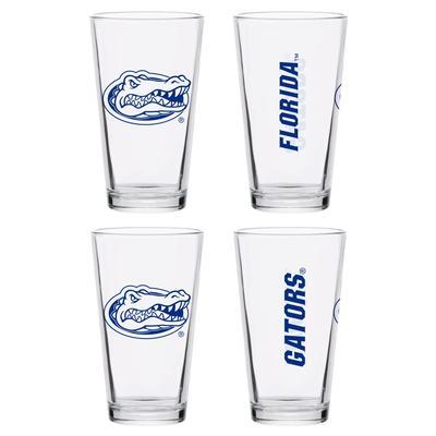 Florida 16 oz Core Pint Glass