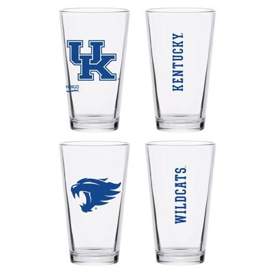 Kentucky 16 oz Core Pint Glass