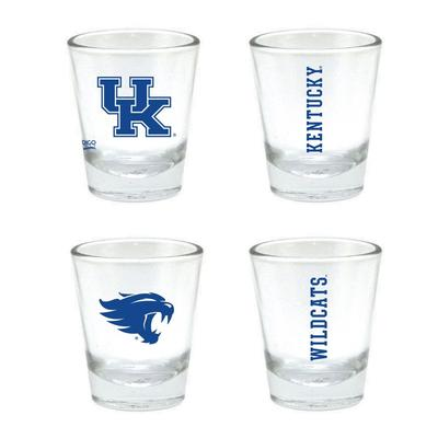 Kentucky 2 oz Core Shot Glass