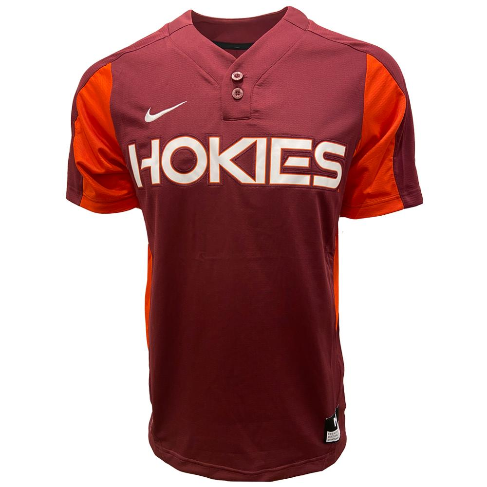 Virginia Tech Nike Men's Replica Baseball Jersey