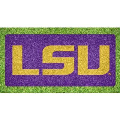 LSU Lawn Stencil Kit