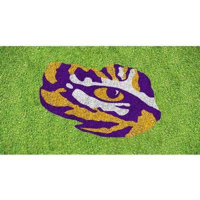 LSU Tiger Eye Lawn Stencil Kit
