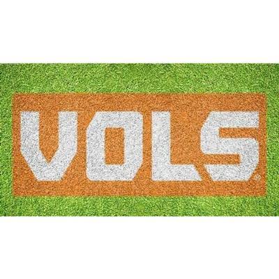 Tennessee Vols Wordmark Lawn Stencil Kit