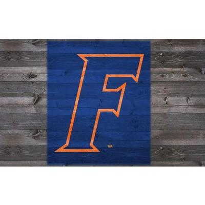 Florida F Logo Stencil Kit