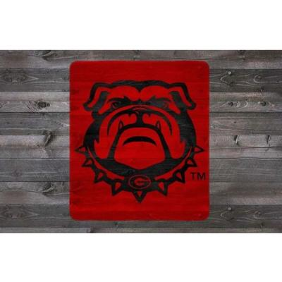 Georgia Bulldog Stencil Kit