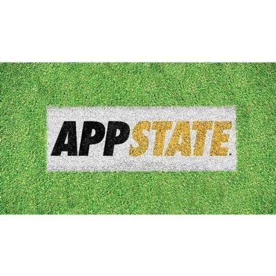 Appalachian State App State Lawn Stencil Kit