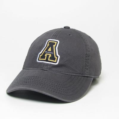 Appalachian State Legacy Youth A Logo Adjustable Hat