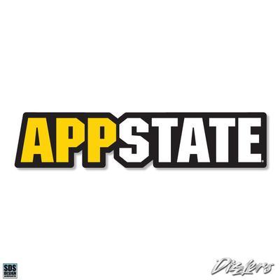 Appalachian State App State Dizzler 2