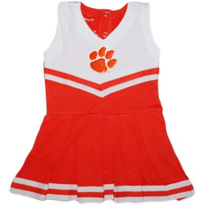 Clemson Infant Cheerleader Outfit