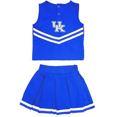 Kentucky Toddler Cheerleader Outfit