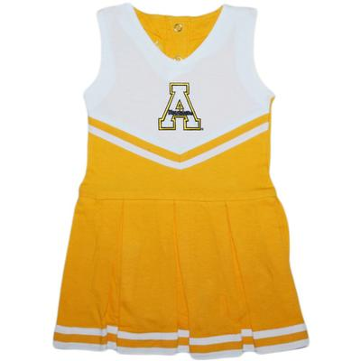 Appalachian State Infant Cheerleader Outfit