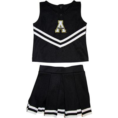 Appalachian State Toddler Cheerleader Outfit