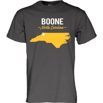 Blue 84 Boone Headspace NC Short Sleeve Tee