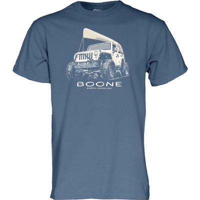 Blue 84 Boone Wheeled Lifestyle Short Sleeve Tee