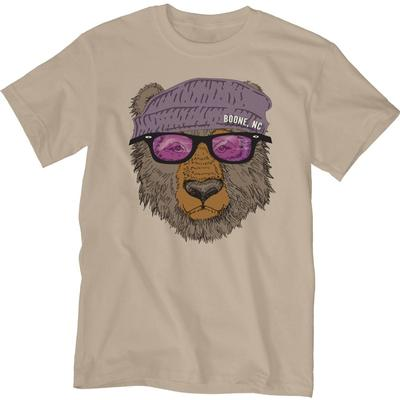 Blue 84 Boone Bear Sunglasses Short Sleeve Tee