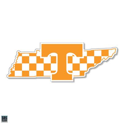 Tennessee Checkerboard State 2
