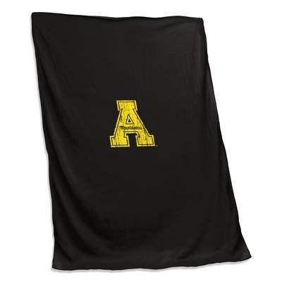 Appalachian State Sweatshirt Fleece Blanket