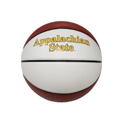 Appalachian State Full Size Autograph Basketball