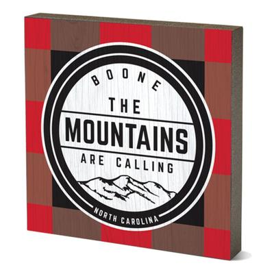 Legacy Boone Square Mountains Are Calling Tabletop