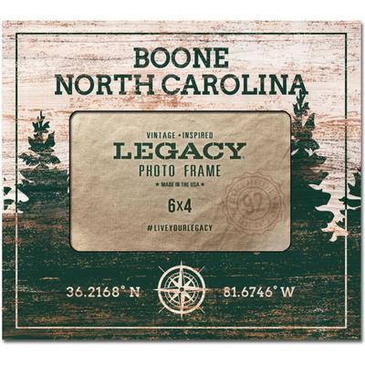 Legacy Boone Compass Center Frame