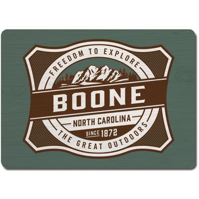 Legacy Boone Rectangle Deputy Magnet