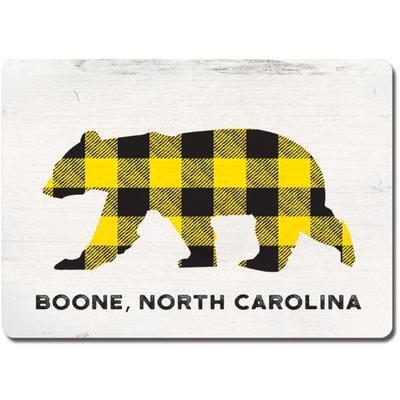 Legacy Boone Rectangle Buffalo Magnet