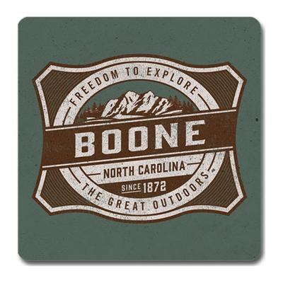 Legacy Boone Square Deputy Coaster