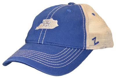 Kentucky Mini Logo Trucker Hat