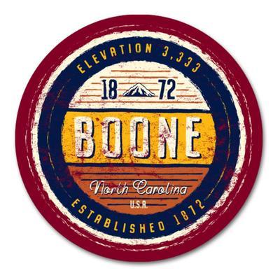 Legacy Boone Circle Nooner Coaster