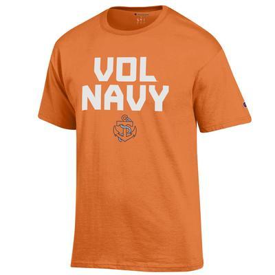 Tennessee Champion Men's Vol Navy T-Shirt