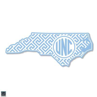 UNC Greek Pattern 3