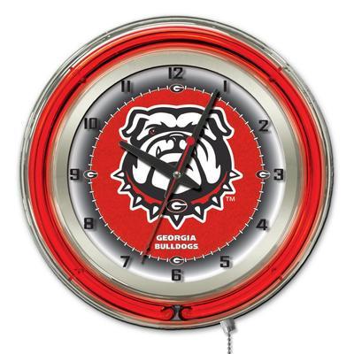 Georgia Bulldog Logo 19