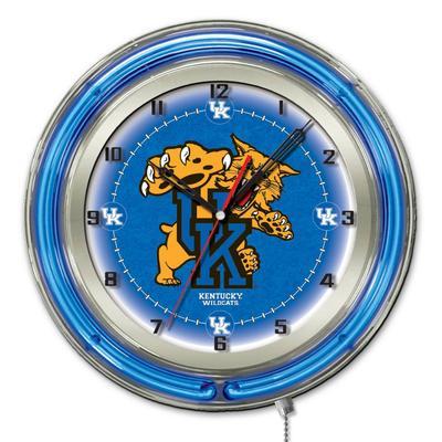 Kentucky Wildcat Logo 19