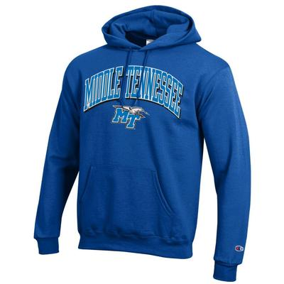 MTSU Champion Arch Middle Tennessee Logo Hoodie