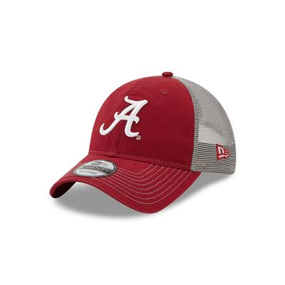 Alabama New Era 9Twenty Adjustable Trucker Hat