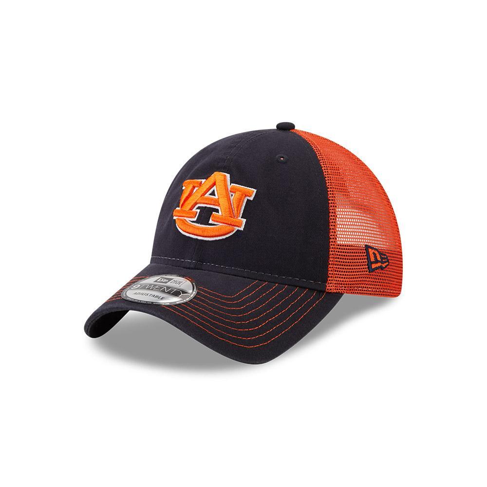 Auburn New Era 9twenty Adjustable Trucker Hat