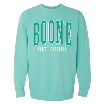 Summit Boone Arch Comfort Colors Long Sleeve Crew