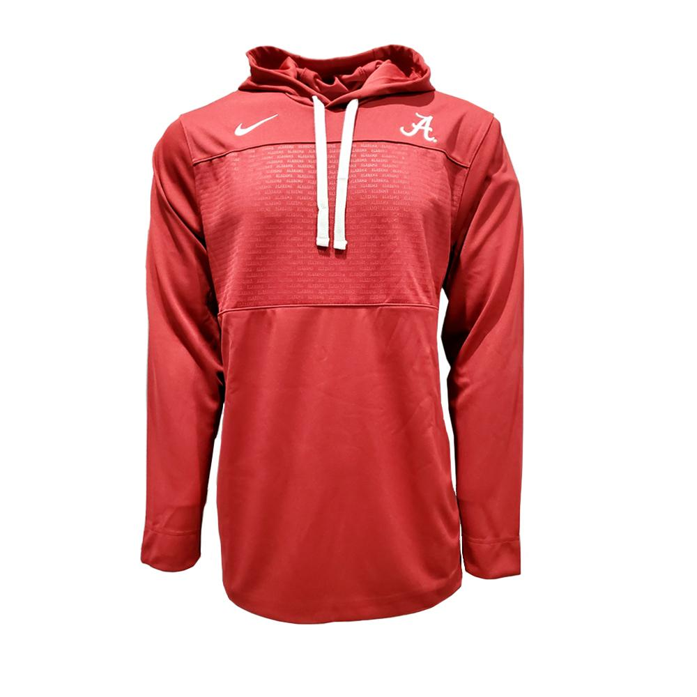 Alabama Nike Men's Lightweight Hoody