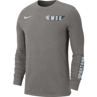 Michigan State Spartans Nike Dri-FIT Long Sleeve T-Shirt