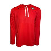 Georgia Nike Men's Lightweight Hoody