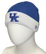 Kentucky New Era Color Block Cuff Knit Hat