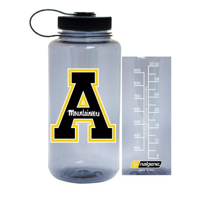 Appalachian State Nalgene Block A Big Mouth Bottle
